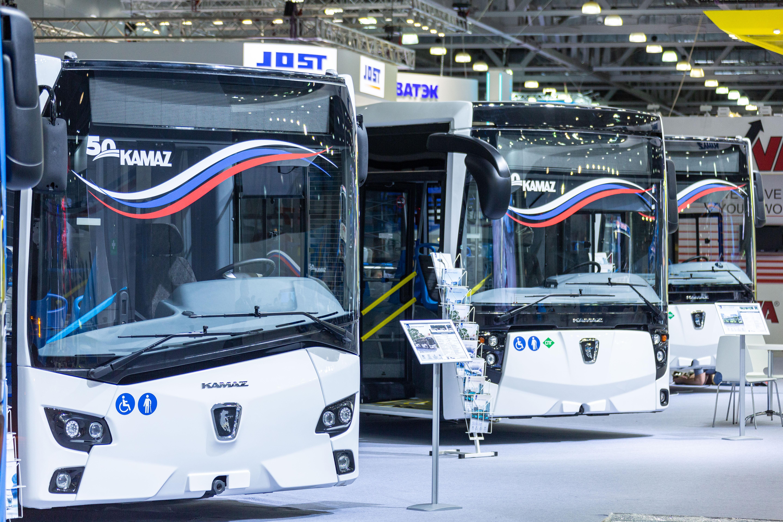 Модернизированный городской автобус от «НЕФАЗа»