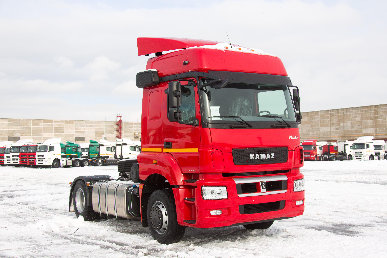 Новые гарантийные обязательства на автомобили КАМАЗ-5490