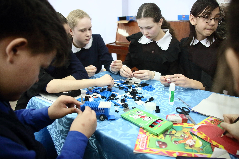 В школе Набережных Челнов прошёл День «КАМАЗа»