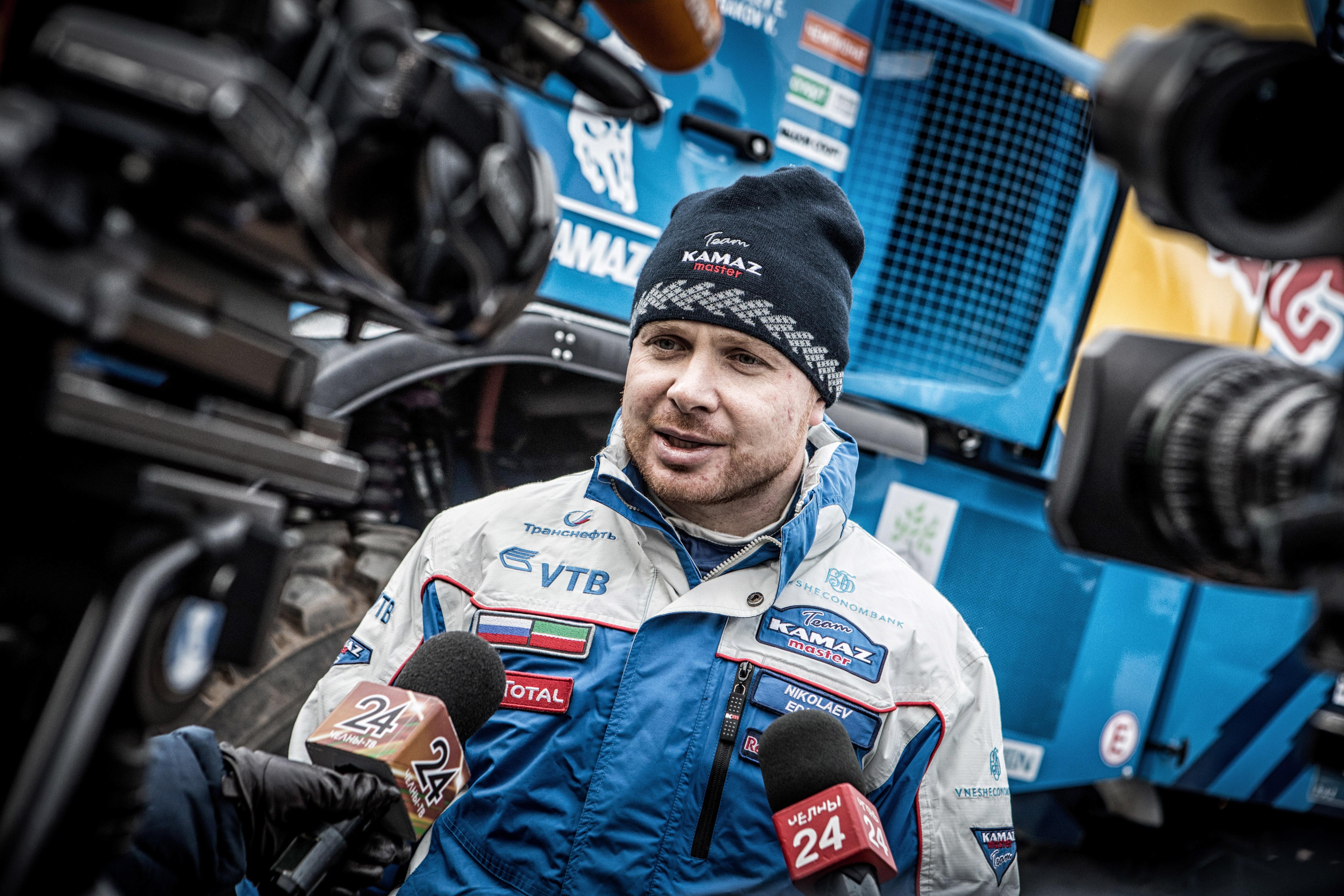 Эдуард Николаев: «Будем стараться удержать наш титул чемпионов»