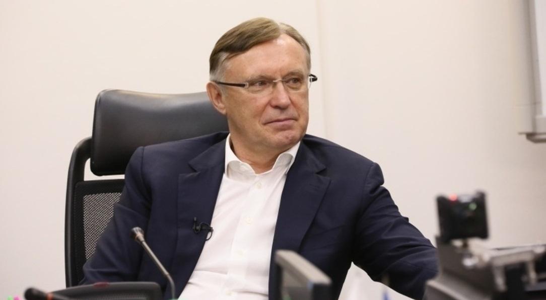 Пресс-брифинг с Сергеем Когогиным для федеральных СМИ