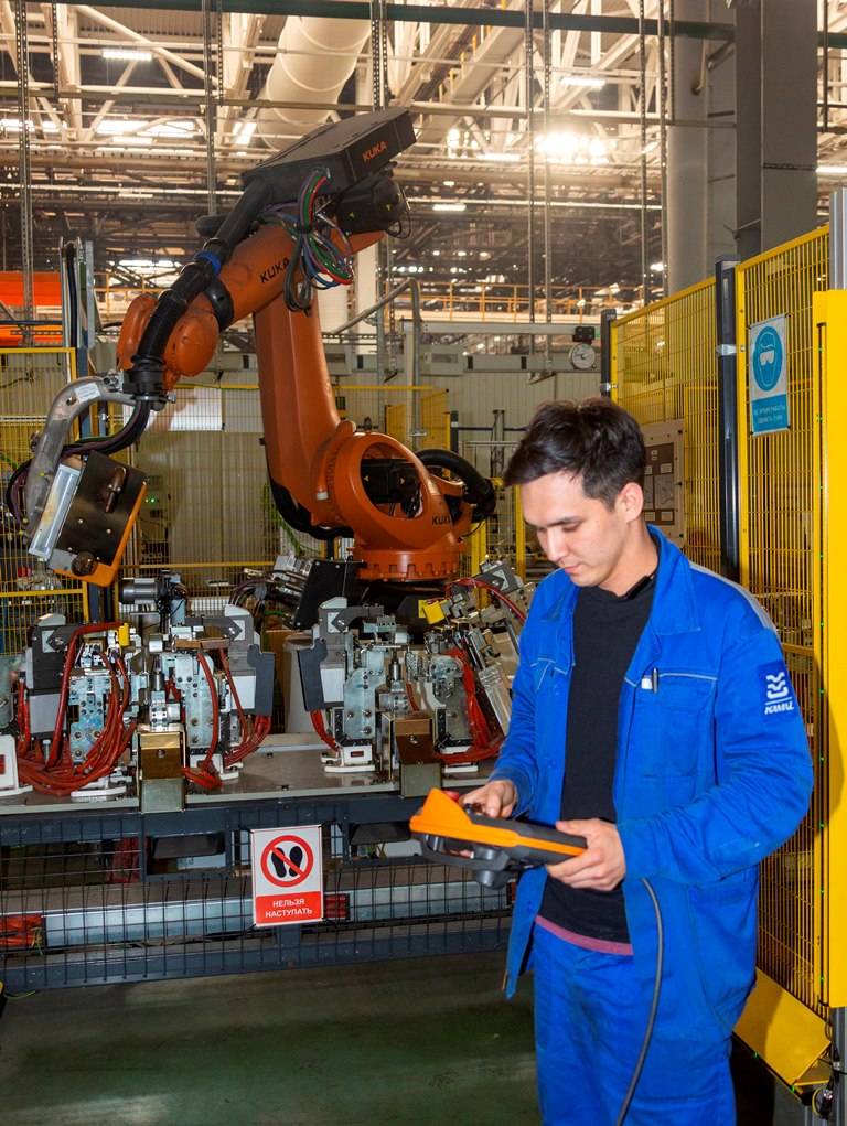 День технолога на прессово-рамном заводе «КАМАЗа»