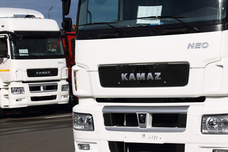Газодизельные тягачи для «ИнтерТранс-КАМАЗ»
