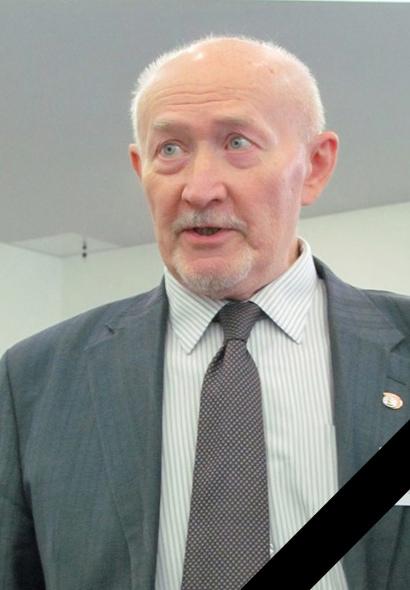 Скончался экс-директор представительства «КАМАЗа» в Москве Эдуард Рапницкий