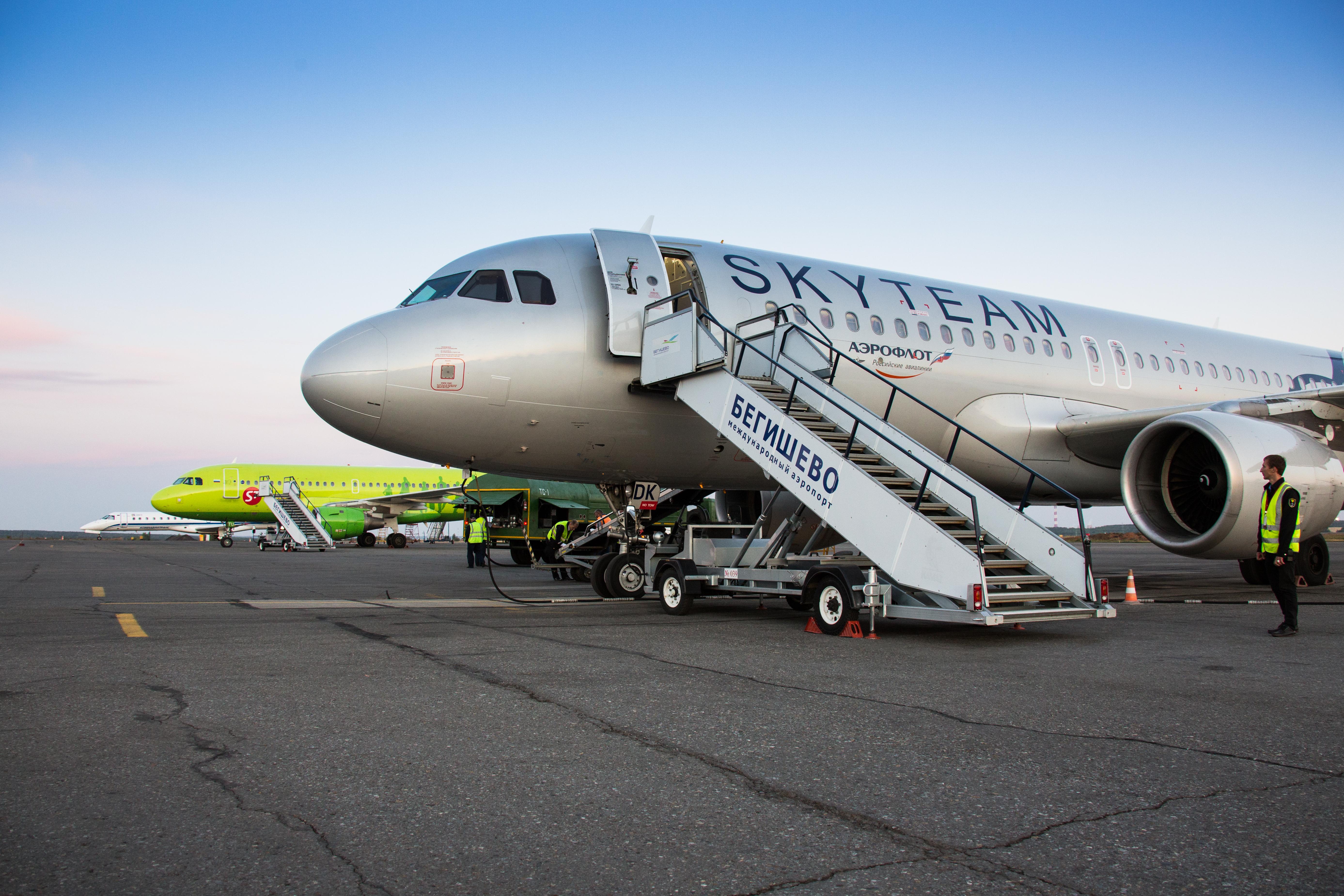 Аэропорт «Бегишево» подвёл итоги первого квартала 2020 года