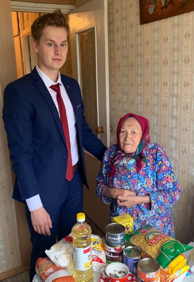 «КАМАЗ-ЛИЗИНГ»: с заботой о старшем поколении