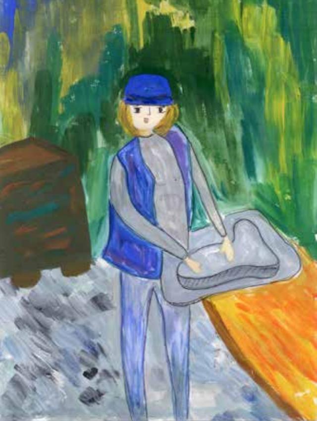 На «КАМАЗе» прошел детский литературный конкурс