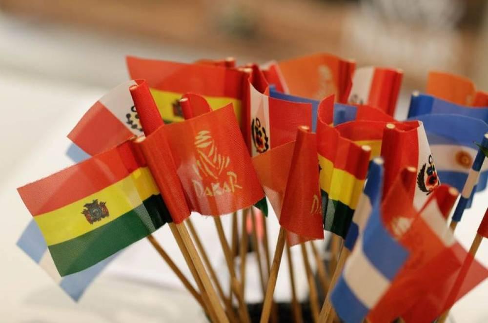 В борьбе за лидерство «Дакара»