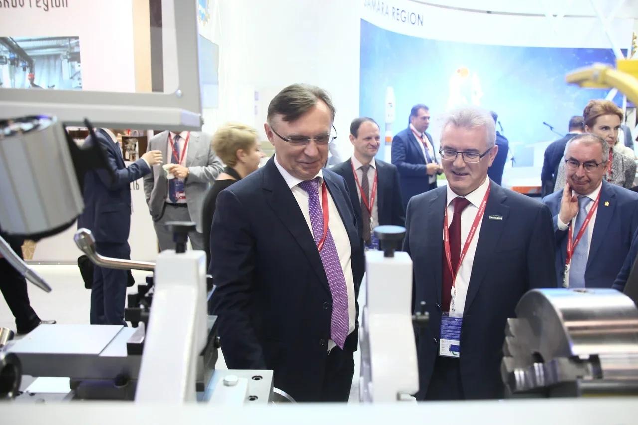 Сергей Когогин встретился с губернатором Пензенской области