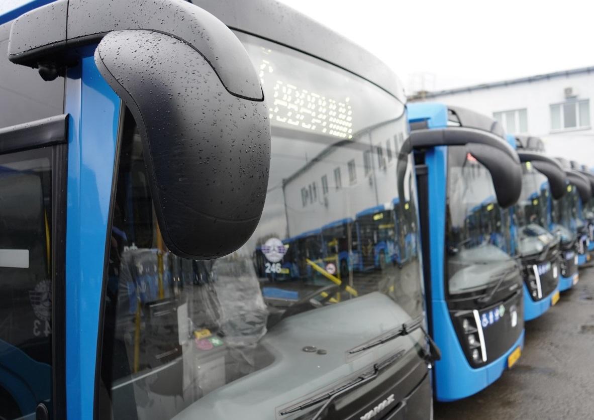 «КАМАЗ» поставит автобусы в Набережные Челны