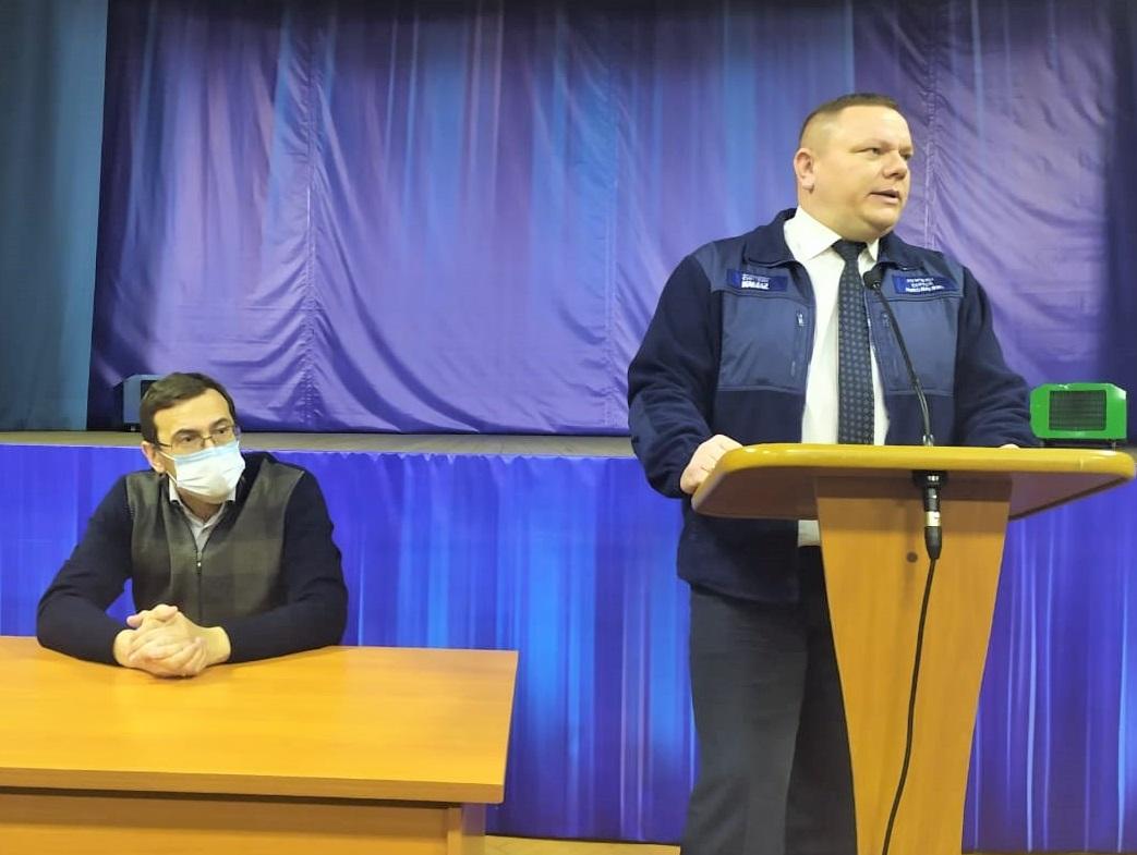 «КАМАЗ» против covid-19