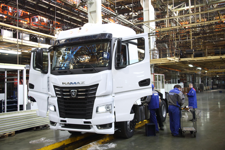 «КАМАЗ» планирует удвоить выпуск автомобилей поколения К5