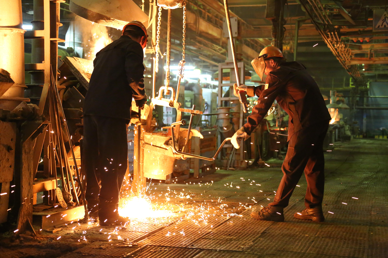 Литейный завод – в числе лучших объектов