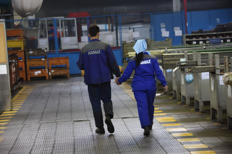 На «КАМАЗе» проиндексированы тарифы и оклады работников