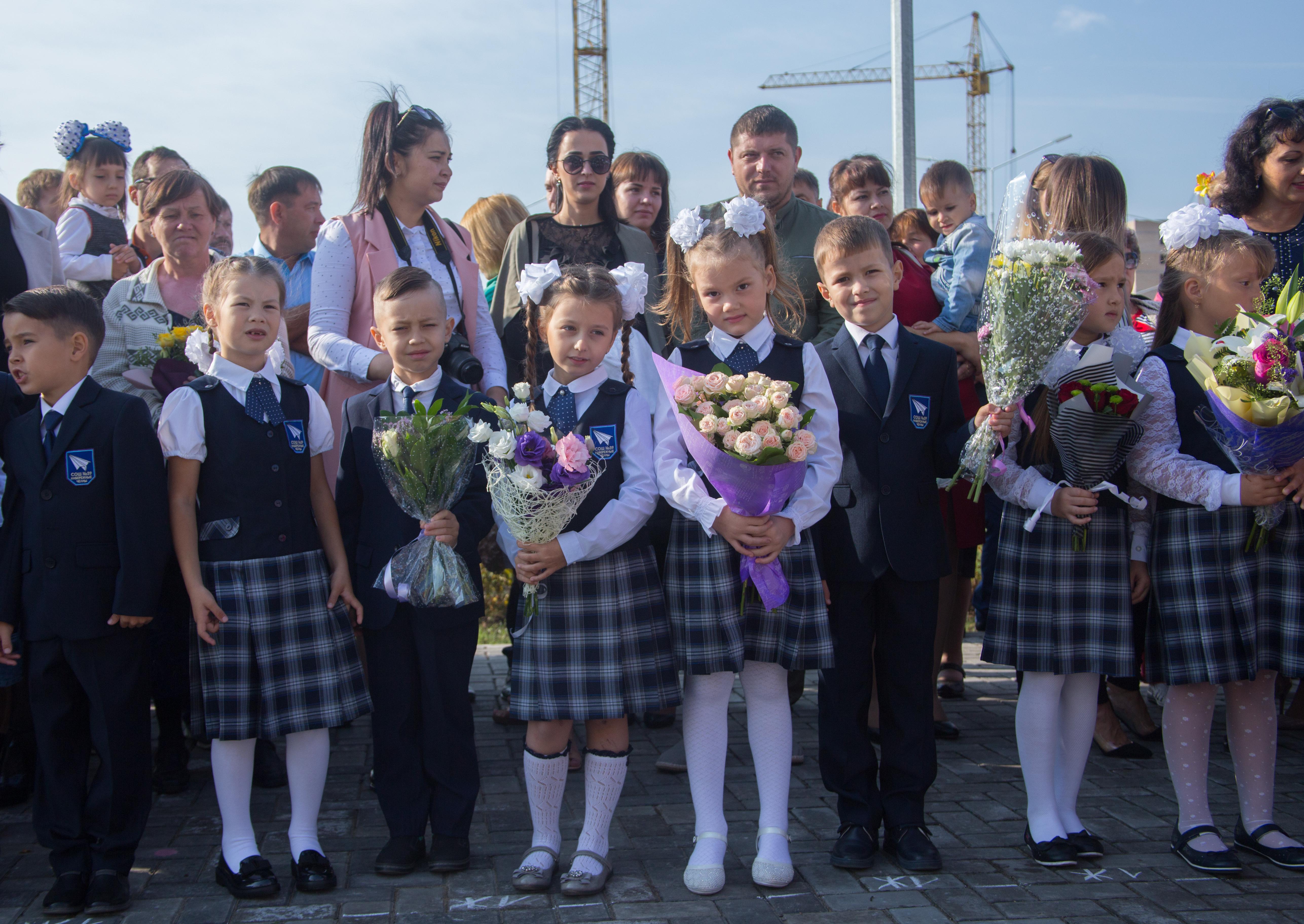 «КАМАЗ» поздравил учащихся с началом учебного года