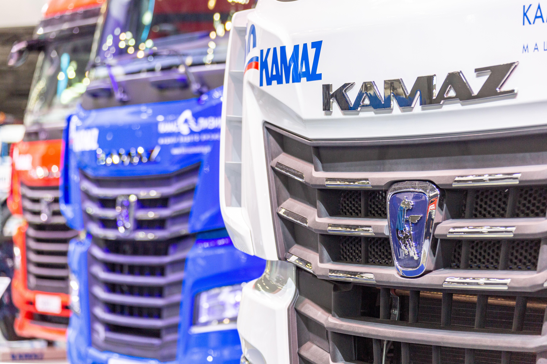 Модернизация на автомобильном заводе «КАМАЗа»
