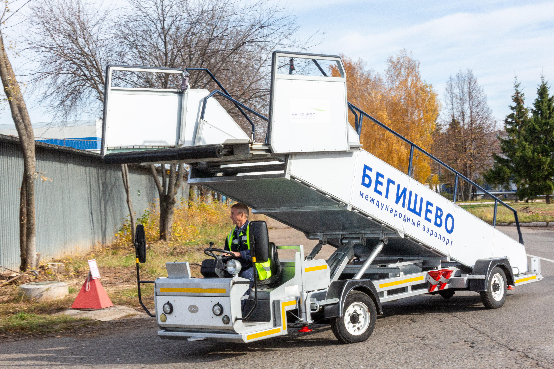 Аэропорт «Бегишево» сократил полётный план в условиях коронавируса