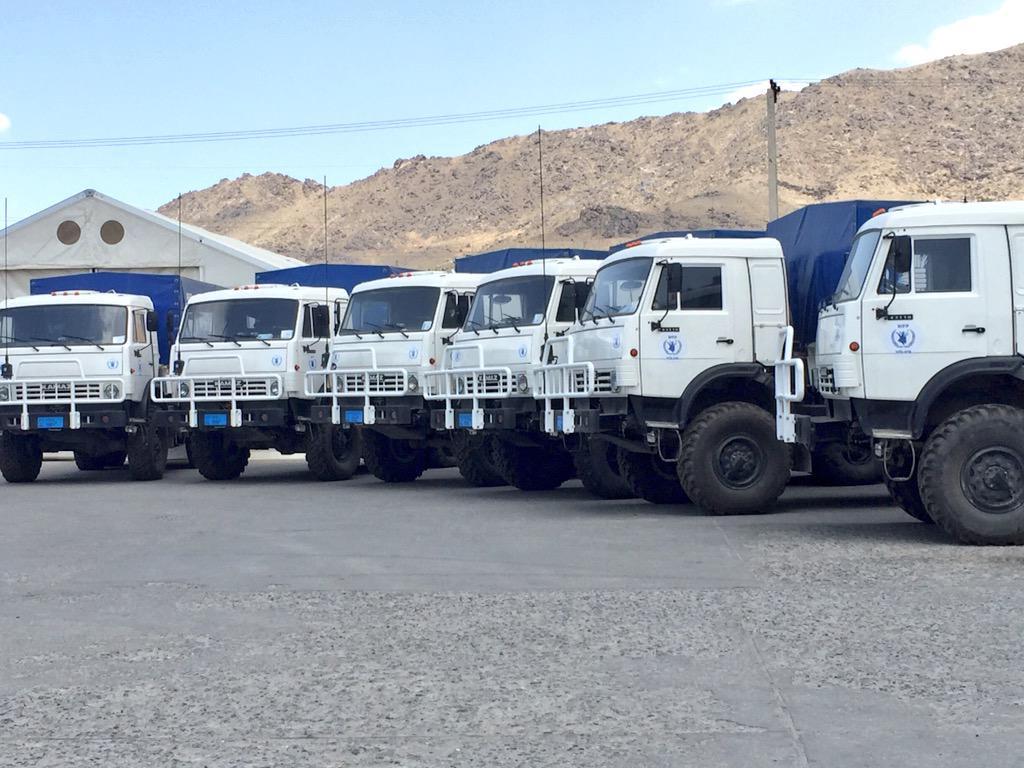 «КАМАЗ» поставит высокопроходимую автотехнику для нужд ООН