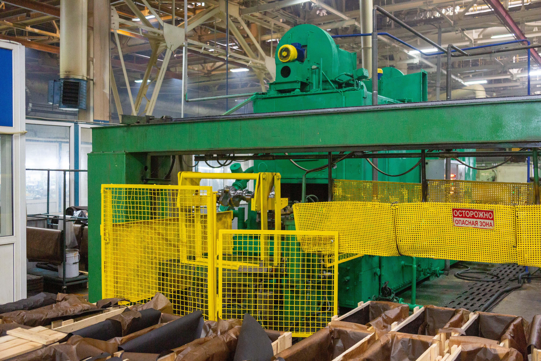 Модернизация оборудования на заводе двигателей