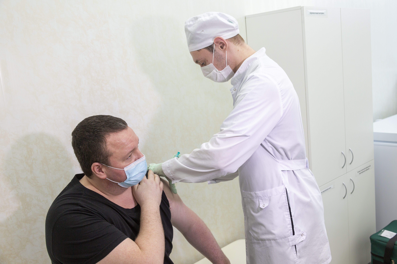 «КАМАЗ» готовится ко второму этапу вакцинации