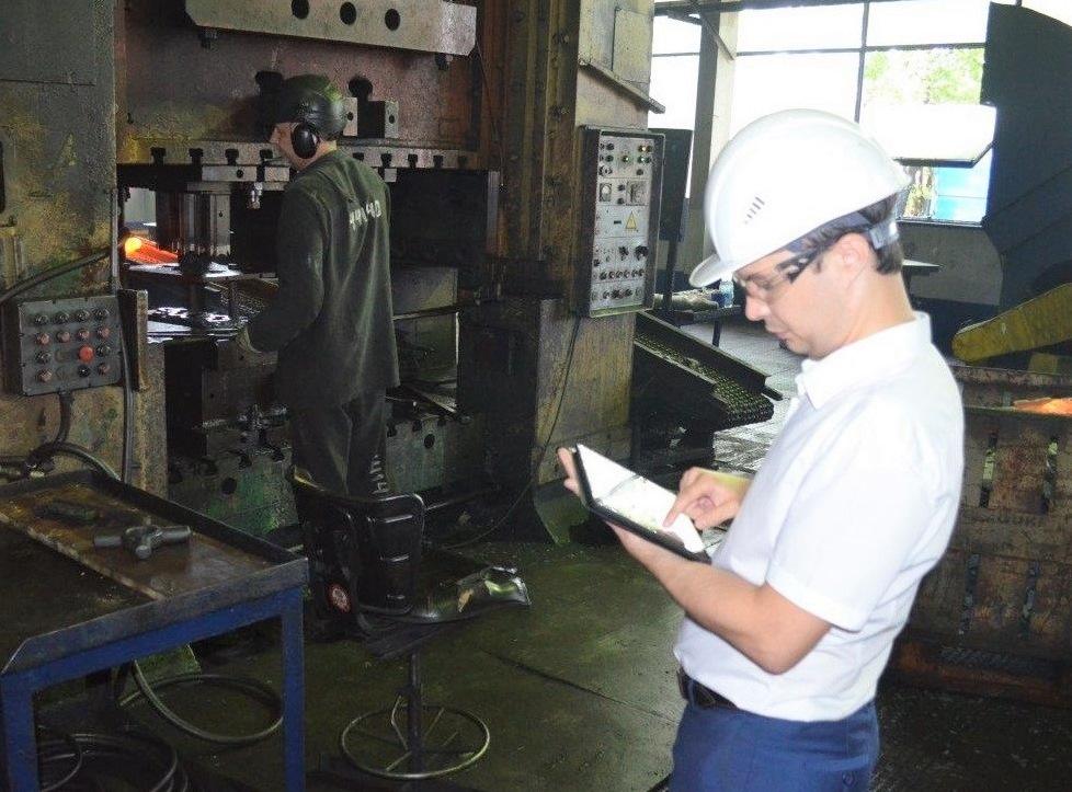 Интеллектуальный энергомониторинг для кузнечного завода
