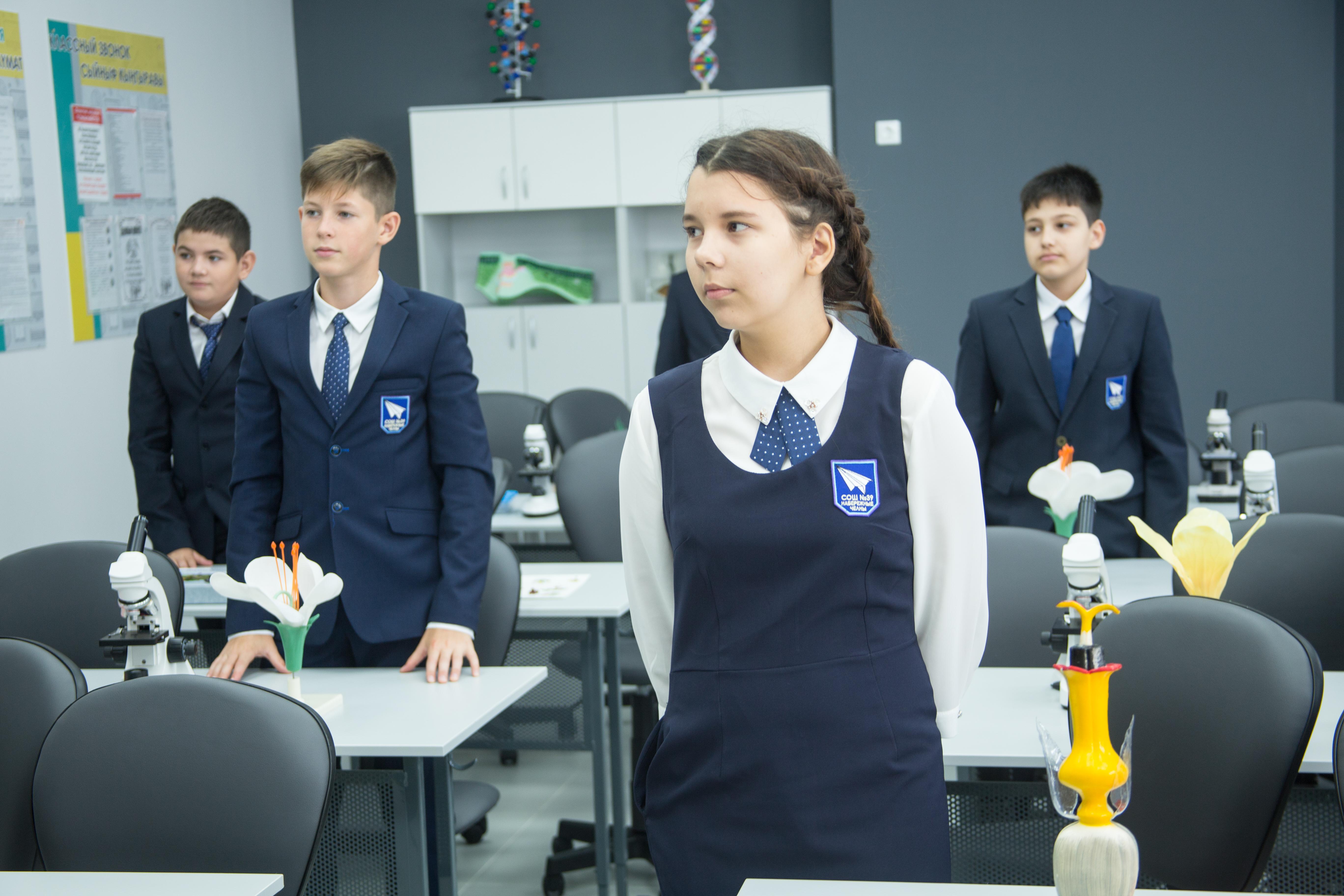 «День КАМАЗа» для челнинских школьников