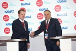 KAMAZ AND LOGISTIC COMPANY VESTA SIGNED COOPERATION AGREEMENT