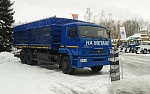 KAMAZ Continues Producing Green Vehicles