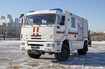 "Vehicle on KAMAZ Chassis Received the Status of ""Innovative Product"""