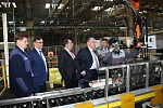 Mangold Consulting's Delegation at KAMAZ