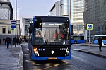 KAMAZ will deliver another 200 electric buses to Moscow