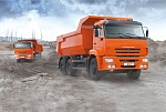 KAMAZ Trucks for Tula
