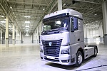 A BATCH OF KAMAZ K5 TRUCKS IS TO BE ASSEMBLED IN SEPTEMBER