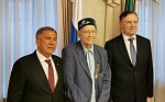 Awards were presented to the first Director General of KAMAZ