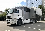 NEW INSPECTION AND EXAMINATION COMPLEX BASED ON KAMAZ