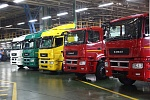 KAMAZ SUMS UP RESULTS OF PRODUCTION IN OCTOBER