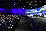 GENERAL DIRECTOR OF KAMAZ AT THE RUSSIA CALLING! FORUM