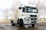 KAMAZ-5490 NEO: Series Assembly Launched
