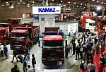 KAMAZ at the bauma exhibition in RUSSIA CTT-2019